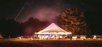 Wedding Alpine Tent